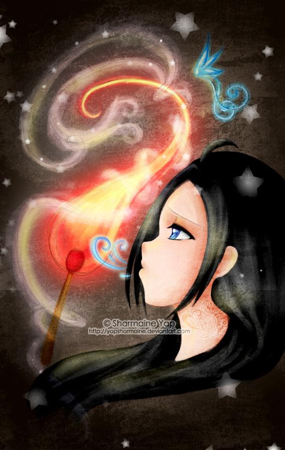 Make A Wish by yapsharmaine