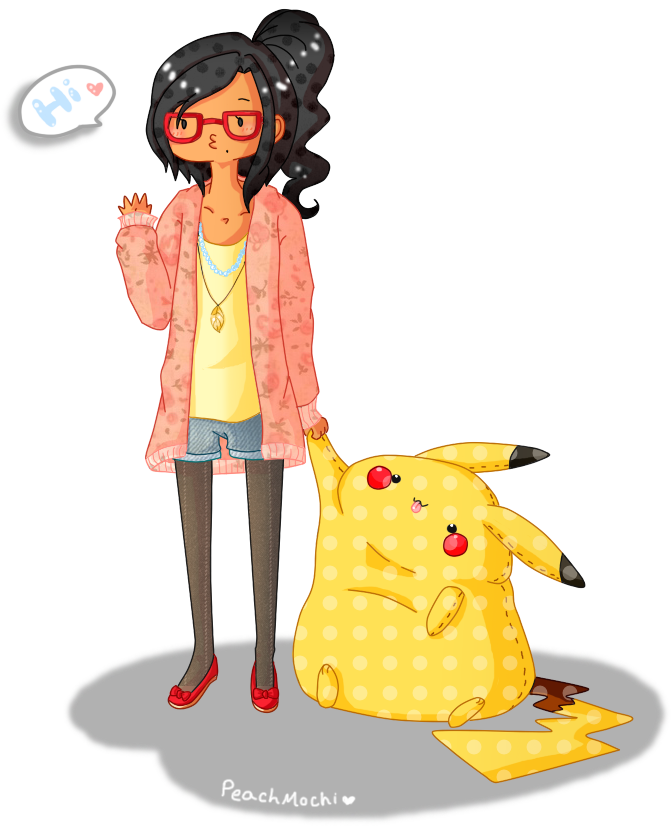 Pikapudge ID by PeachMochi