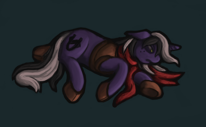 Down for the Count by GeminiShadows