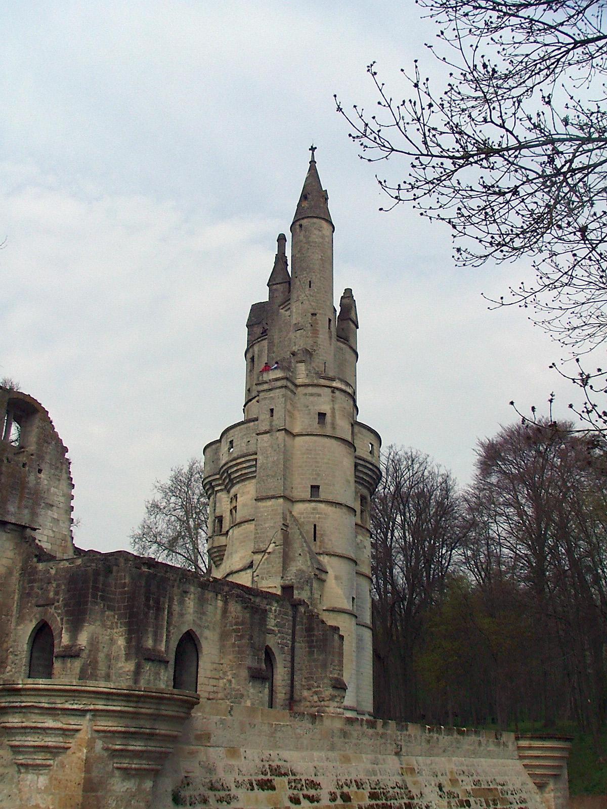 castle by Nicoolaj