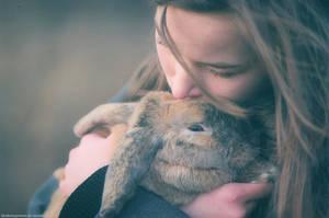 Hey Bunny by lorendil