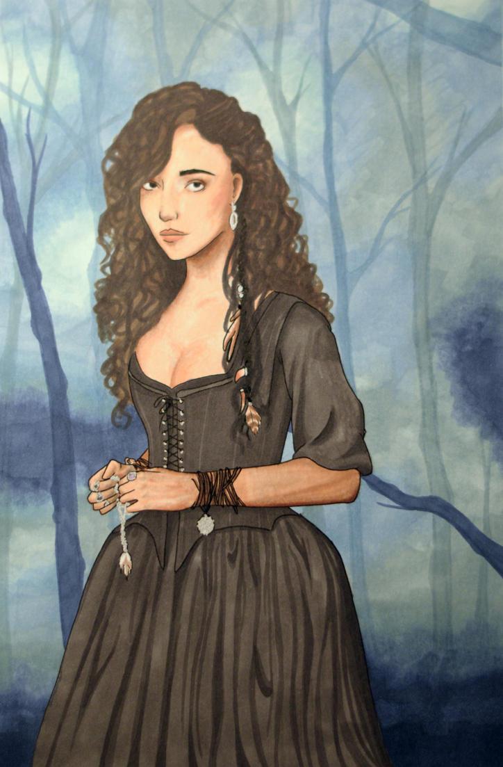 Tituba by lorendil