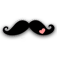 Mostacho png by LightPinkEditions