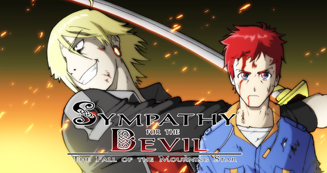 Sympathy for the Devil - first promo by Van-Alencer