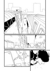 Neuronal Ghost - page 1 redraw