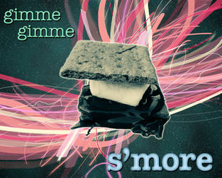 gimme gimme s'more by frequentlydistracted