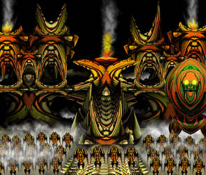 Temple Legion V2 by KaiOwen