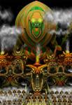 WIP Deity by KaiOwen