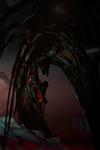 Dark dragon thing by KaiOwen