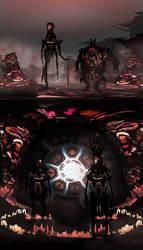 Concept art by KaiOwen