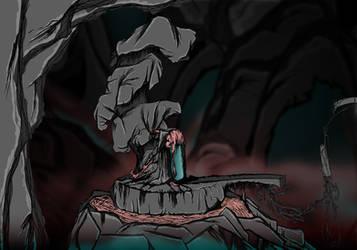 Cave mutant by KaiOwen