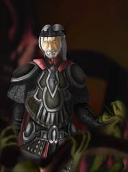 Witcher Dark Horse Competition by KaiOwen