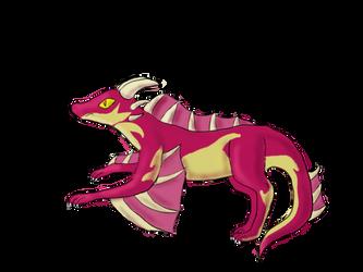 Point Comission for Purpledragona by Berrymarley