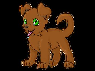Cute Puppy by Berrymarley