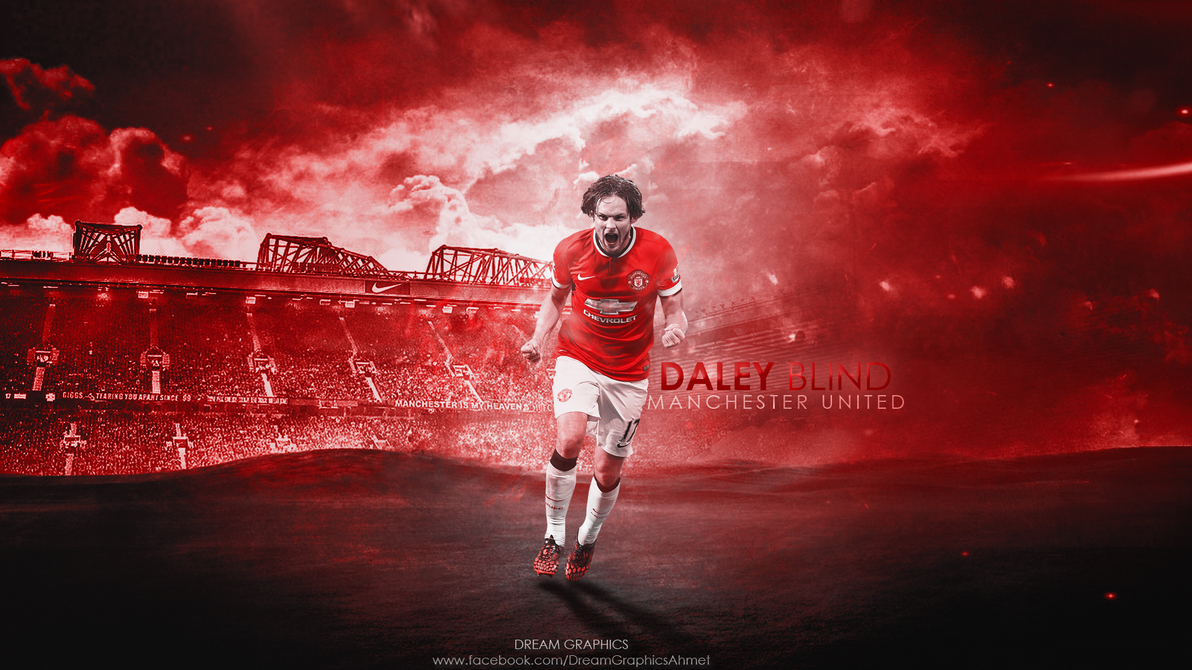 Daley Blind Wallpaper: Daley Blind By Dreamgraphicss On DeviantArt