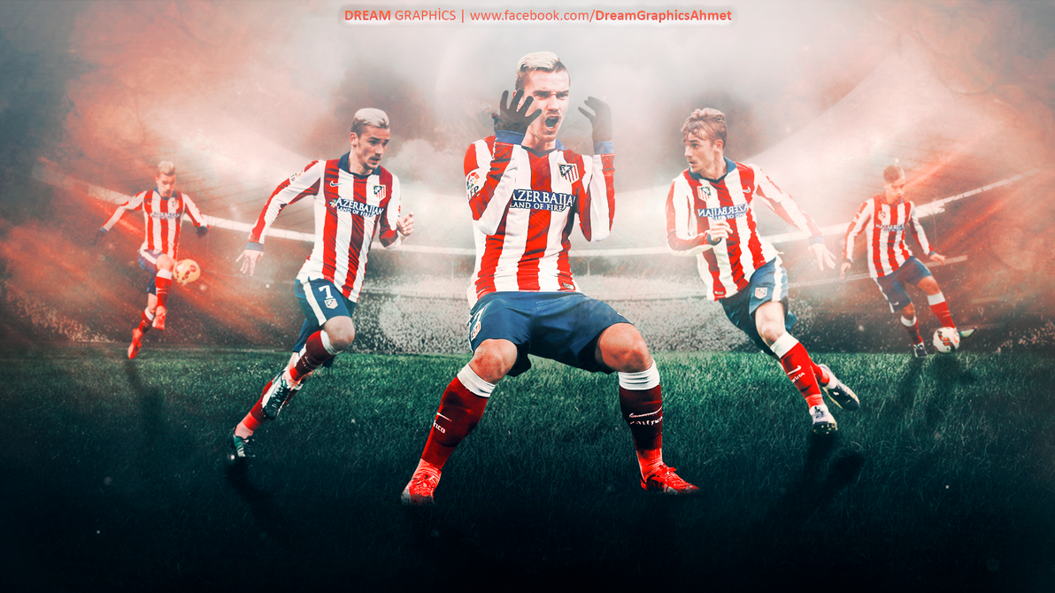 Mejor mánager de la primera vuelta Antoine_griezmann_wallpaper_by_dreamgraphicss-d8fml46