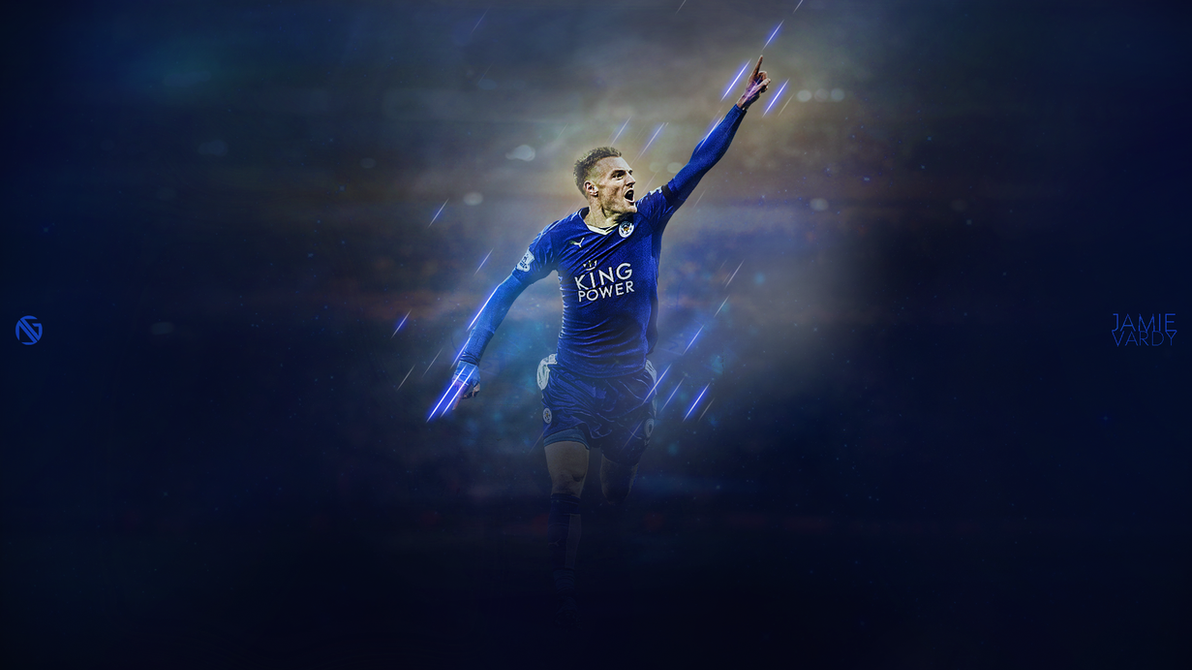 Jamie Vardy Wallpaper By Dreamgraphicss On DeviantArt