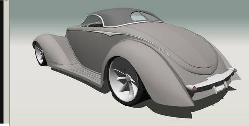 FOOSE ImpressionV8 Roadster by GoldenSim