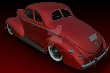 40Ford coupe deluxe by GoldenSim
