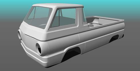 Dodge A100  (W.I.P) by GoldenSim