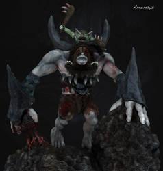 Warlord Render site by Alnomcys
