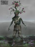Zombi-flower by Alnomcys
