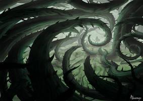 Thorny swamp v2 by Alnomcys