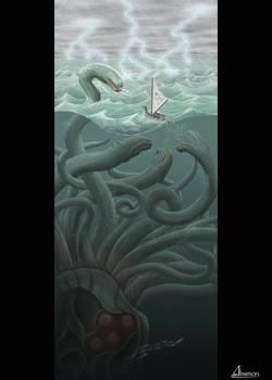Facing the beast - Ocean