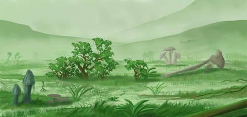 Lacustrian Plains