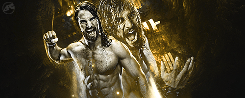 Seth Rollins signature by Ara-Designs