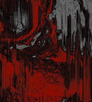 Distorted Glitch Texture by Ara