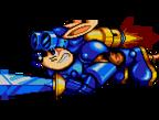 Rocket Knight Adventures Sparkster 1 by Natakiro