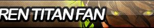 Eren Titan Fan Button V1.1 by Natakiro