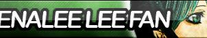 Lenalee Lee Fan Button V1 by Natakiro
