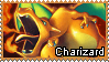 Pokemon - Charizard Stamp V2 by Natakiro