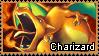 Pokemon - Charizard Stamp V2 by Natakiro
