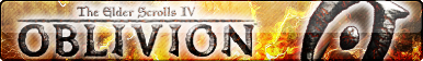 Elder Scrolls IV: Oblivion Fan Button V1.1
