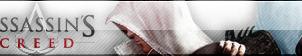 Assassin's Creed Fan Button by Natakiro