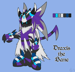 Draxis the Bane [Reference]