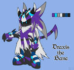 Draxis the Bane [Reference] by Natakiro