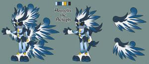 Astrylix the Seraph [Reference] by Natakiro