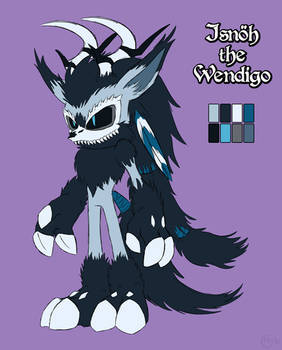 Isnoh the Wendigo [Reference]