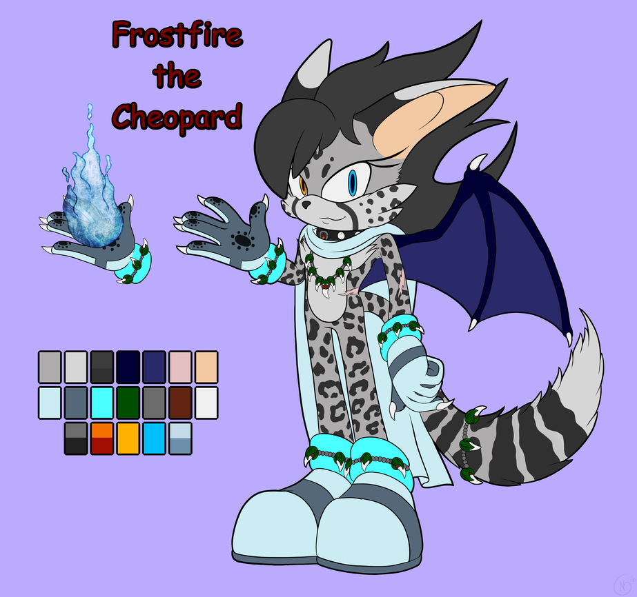 Frostfire the cheopard reference gift by natakiro on deviantart frostfire the cheopard reference gift by natakiro negle Images
