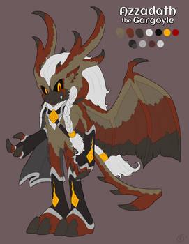 Azzadath the Gargoyle [Reference]