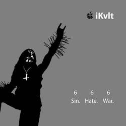 iPod Black Metal by ChristCrusher666