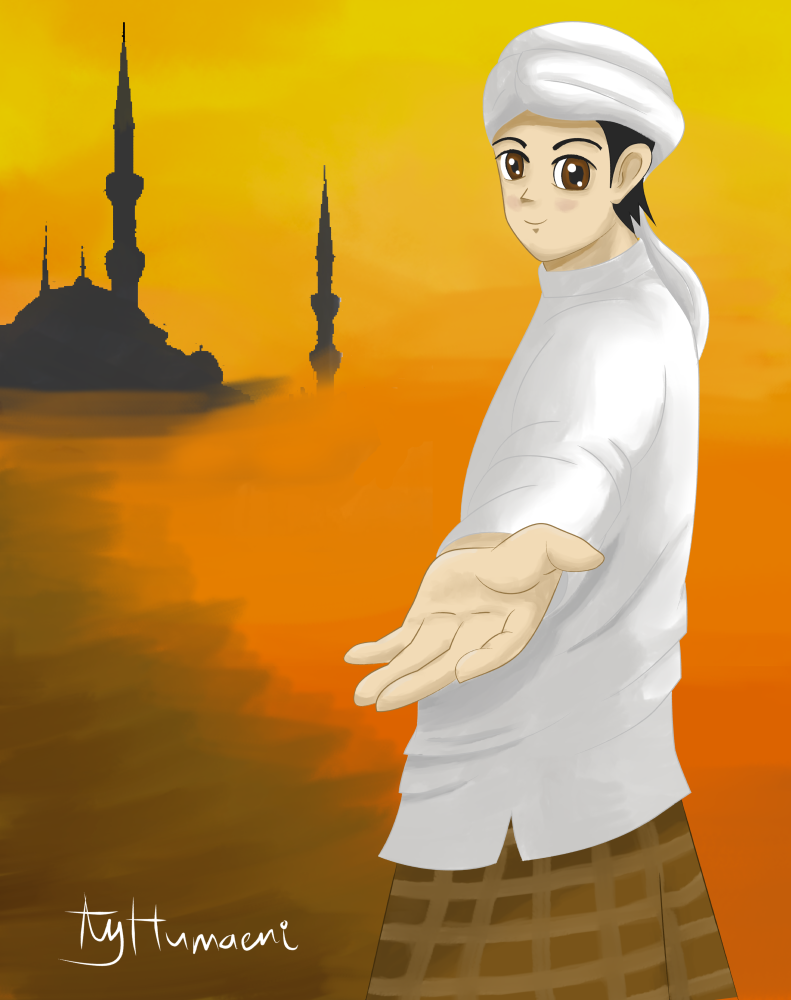 Last Go To Masjid By Ayhumaeni