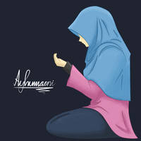 Pray by ayhumaeni