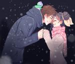 [P-NT] Blanca Navidad | Vania y Keyan