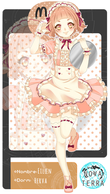 [P-NT] Maid Cafe | Eileen