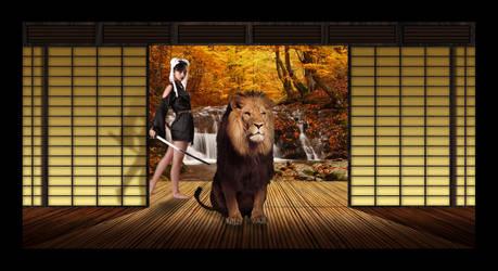 last samurai girl